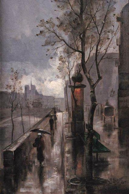 Le Prince Lointain: Zdenka Braunerová (1858-1934), De Paris - 1886