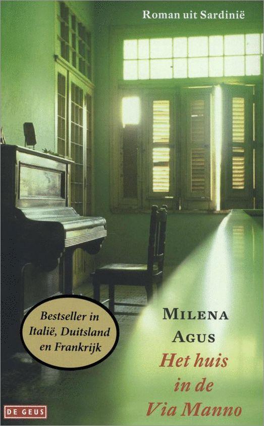 Het huis in de Via Manno - Milena Agus - ISBN 9789044512243. De Veteraan steelt het hart van een vrouw die niet meer vrij is. Haar kinderloze, kille huwelijk steekt schril af tegen de zielsverwantschap die ze met hem voelt. Terwijl zij in het kuuroord wordt behandeld voor...GRATIS VERZENDING IN BELGIË - BESTELLEN BIJ TOPBOOKS VIA BOL COM OF VERDER LEZEN? DUBBELKLIK OP BOVENSTAANDE FOTO!