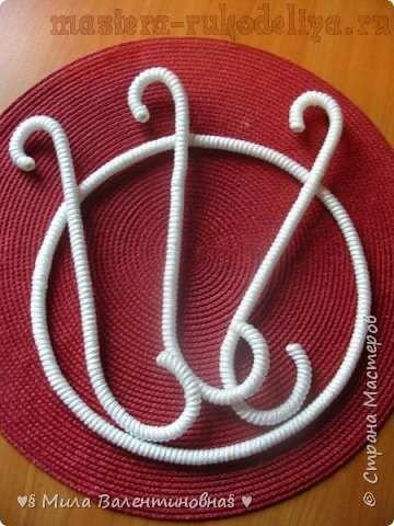 Мастер-класс по плетению: Комплект для интерьера