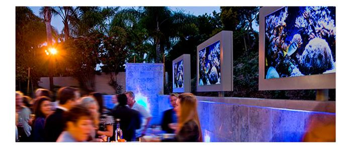 Take it Outside: How to Protect your Outdoor Digital Signage