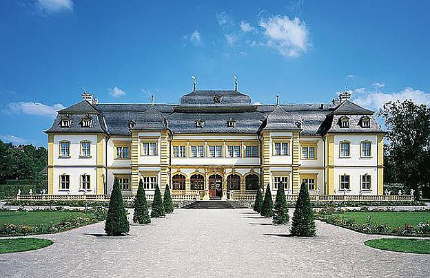 Schloss und Hofgarten Veitshöchheim, D-97209 Veitshöchheim im Landkreis Würzburg, Bayern. © Bayerische Schlösserverwaltung