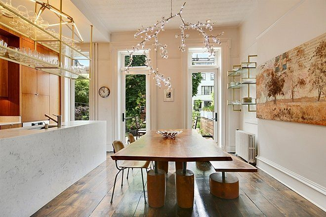Mike D of the Beastie Boys Lists Brooklyn Townhome | POPSUGAR Home#photo-37704950#photo-37704950#photo-37704950