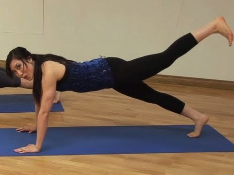 Pilates Cardio Moves with Cassey Ho and diet.com