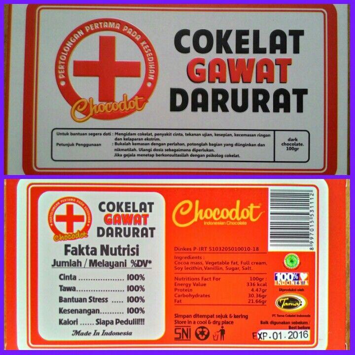 Chocolate Dodol