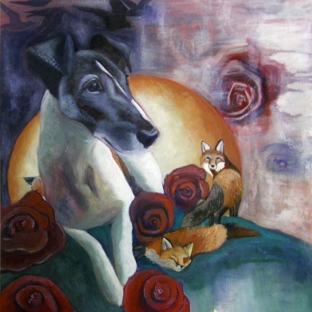 Rosy future? art by Mari Juuti