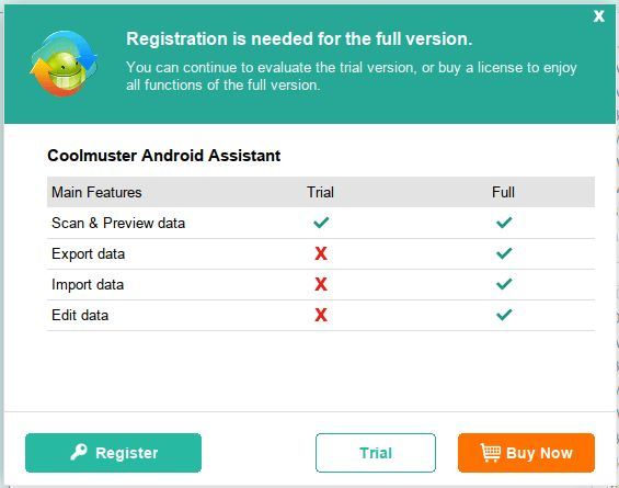 Easily Backup and Manage Files With Coolmuster Android Assistant