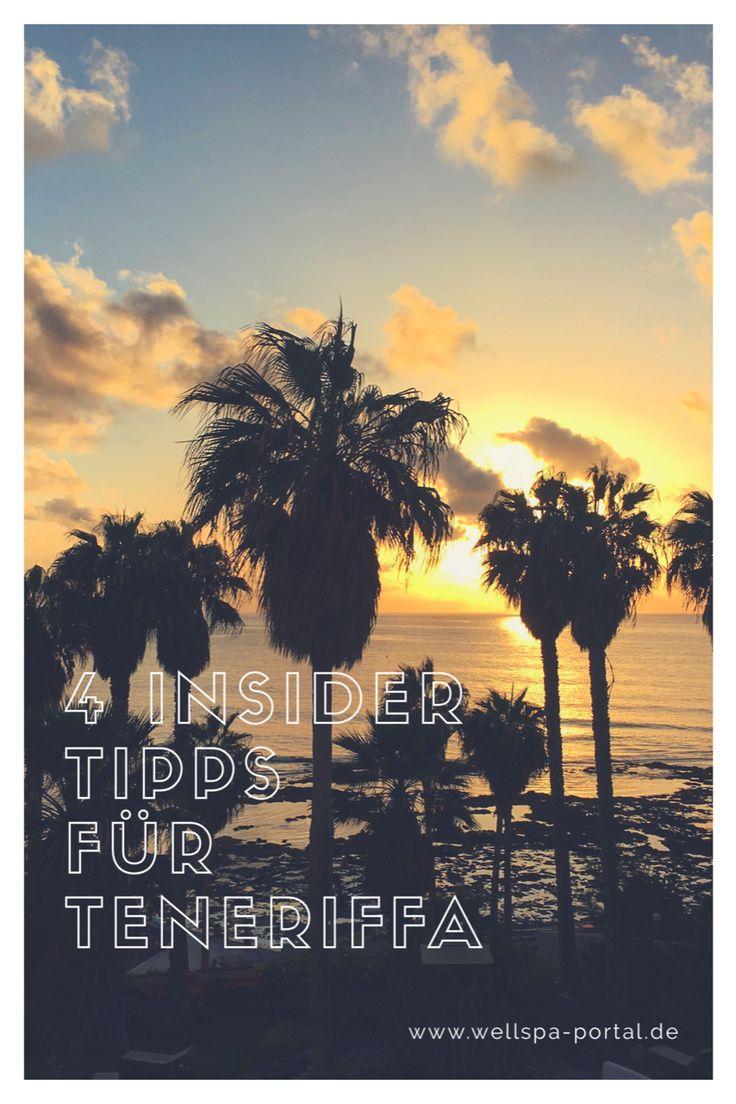 #Insider #Tipps #Reiseziel #Teneriffa, d.h. #Urlaub für die ganze Familie, Zeit zu zweit, Strandurlaub und Genuss auf der Insel. Reisen auf die größte Insel der #Kanaren. #Auszeit im #Wellnesshotel, #Detox, #Wellness, Floating und schwimmen im Meer. #Wandern auf dem Vulkan Teide, Filmschauplätze und Kultur bei einer Städtereise im Norden von Teneriffa. #Reiseziel im #Frühling, Sommer, #Herbst und Winter. #TravelGuide.