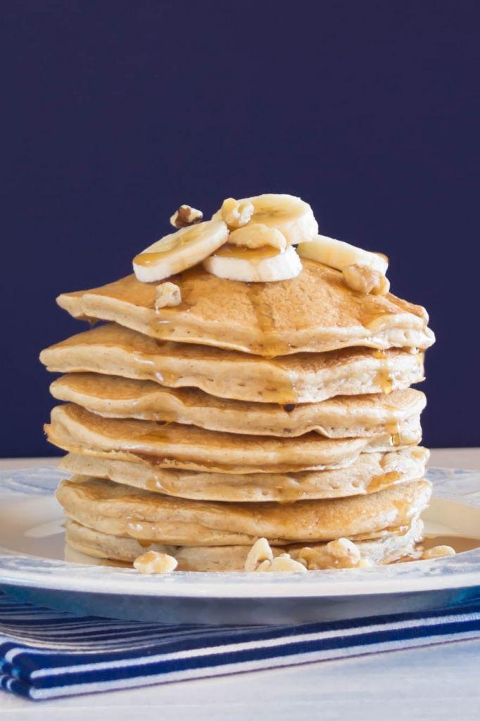 Banana Nut Pancakes   Pick Fresh Foods