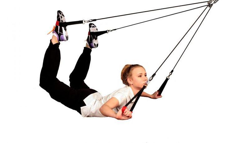 Тренажер Долинова Похудей: как сделать своими руками, схема, размеры веревки, упражнения на велотренажере, противопоказания, отзывы, эффективность