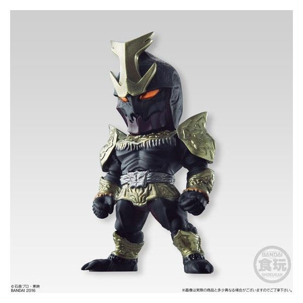 Manufacturer :BANDAI  Condition :NEW  Series : KAMEN RIDER  - The distinctive Diforume popular Candy [CONVERGE] series, Kamen Rider series is imposing war!  - Overwhelming density sense of detail, shine of metallic colored, rider compound eye or the like of which has been reproduced in clear, we will three-dimensional and concentrated attention to the figure of the total height of about 60mm. - The first bullet [Masked Rider] [Kamen Rider 555] all seven types of structural…