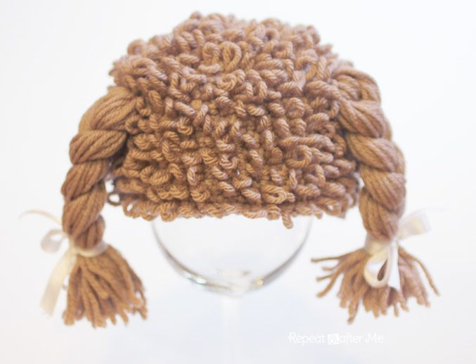 Knitting Pattern For Cabbage Patch Hat : 25+ best ideas about Cabbage patch hat on Pinterest ...