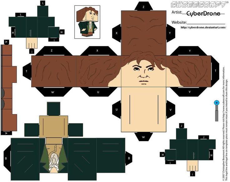 Cubee - 8th Doctor by CyberDrone.deviantart.com on @deviantART