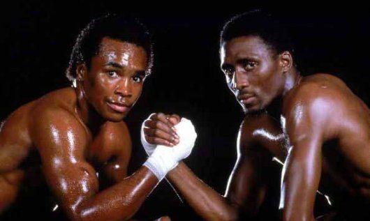 Roberto Duran vs. Sugar Ray Leonard rivalries in boxing history -