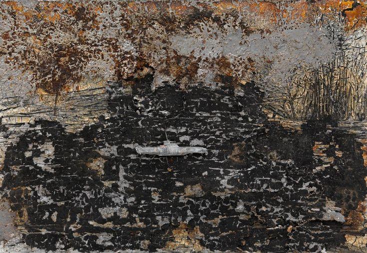 Что нужно знать овыставке Ансельма Кифера вЭрмитаже — The Village