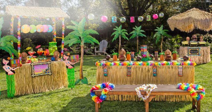 Graduation Pool Party Ideas