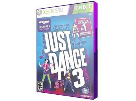 Just Dance 3 para Xbox 360 Kinect com as melhores condições você encontra no site do Magazine Luiza. Confira!