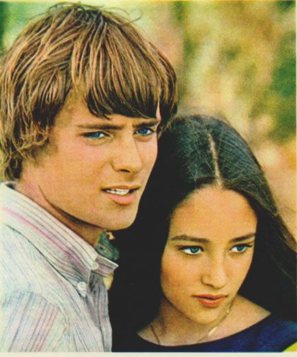 One of the romeo and juliet all in verse - beautiful movie beautiful actors beautiful everything :)