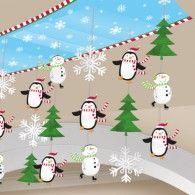 Ceiling Decoration Joyful Snowman $17.95  A679732