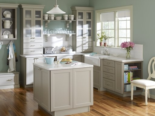 Corian® Sea Salt From The Martha Stewart Living™ Collection By DuPont  Surfaces   OxHill Cabinets   Color Ocean Floor