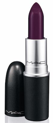 MAC Lorde Pure Heroine Lipstick- LOVE this lipstick. Not as dark as I thought it would be. I line it with the Vino lipliner.