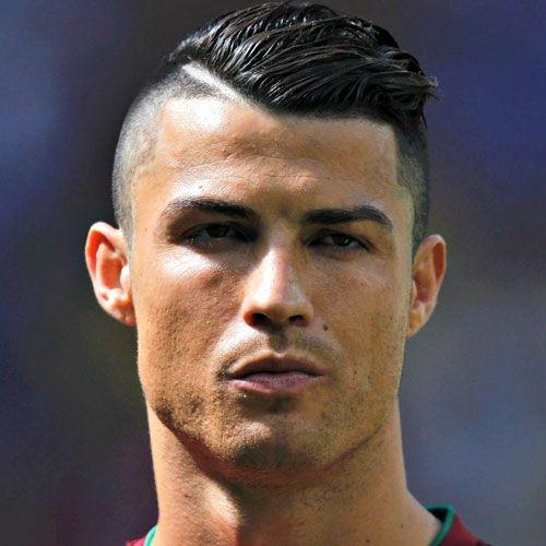 Cristiano Ronaldo Neue Frisur Bilder Neue Frisuren 2019