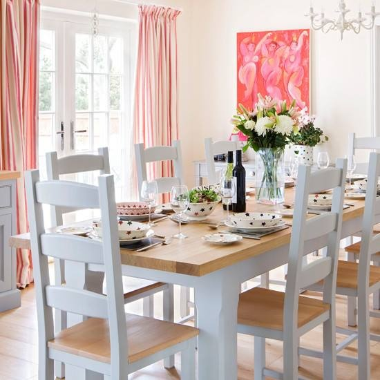 Looking For Modern Dining Room Decorating Ideas Take A Look At This Orange From Beautiful Kitchens Inspiration More