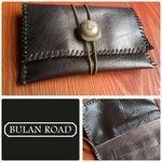 Leather Tobacco pouche Portatabacco pelle