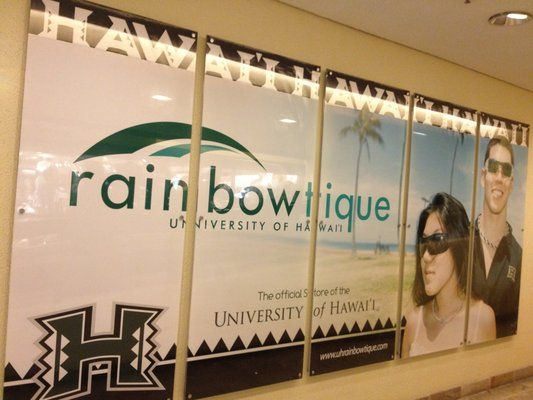 University Of Hawaii Rainbowtique
