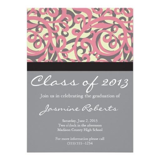 Best Graduation Invitations And Graduation Party Supplies