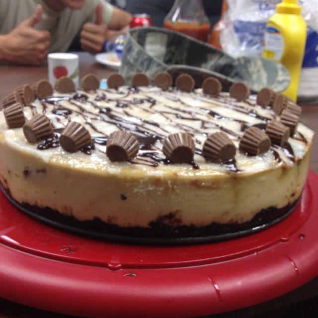 Reese's Cheesecake!