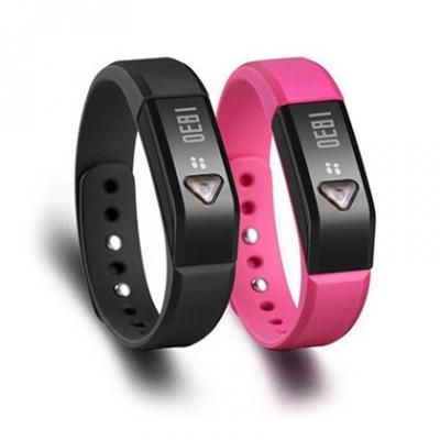 Image of Engraved Activity Tracker. Sports Fitness Tracker With Bluetooth Technology.