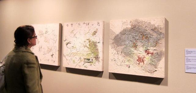 El IVAM muestra la caligrafía china moderna a través de 50 pinturas de Gu Gan y Pu Lieping – Bibliotecas y museos – Noticias, última hora, vídeos y fotos de Bibliotecas y museos en lainformacion.com