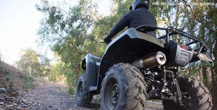 New 2016 Honda FourTrax® Foreman® Rubicon® 4x4 Automatic DCT EPS Delu ATVs For Sale in Pennsylvania.