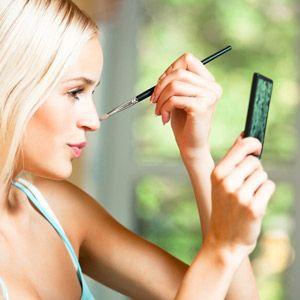 5 βήματα για lifting προσώπου μόνο με το μακιγιάζ