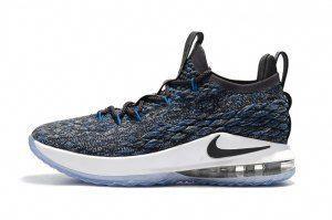 4157ed9093d1 Mens Nike LeBron 15 Low EP Signal Blue AO1756 400 Basketball Shoes   adidasbasketballshoes Lebron James