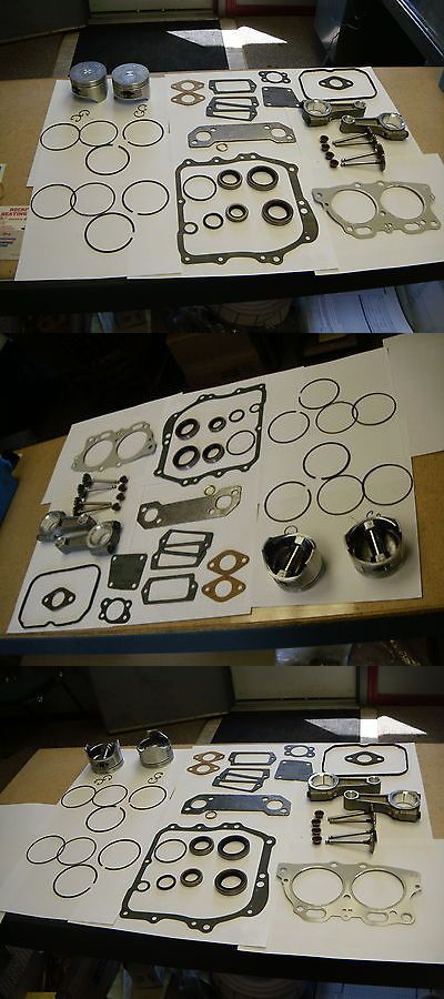 Push-Pull Golf Carts 75207: Ez Go Golf Cart Engine Rebuild Kit And Gaskets 295Cc Robins Engine 1996-2002 -> BUY IT NOW ONLY: $318.2 on eBay!