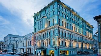 MOSCOW, RUSSIA // From Pre-Revolution Architecture to Boutique Luxury: Ten Culturally Significant Hotels in Moscow // Russia's capital is known for its complex history, its extravagant architectural monuments and its status as the most populous city in Europe.
