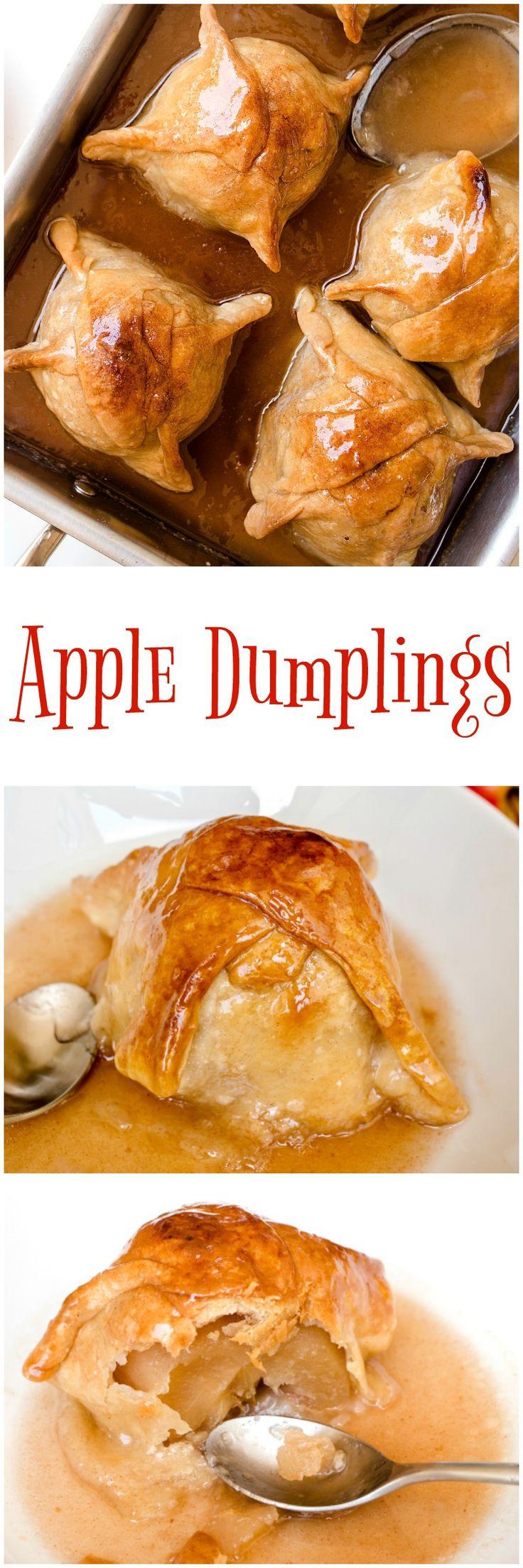 Apple Dumplings 7e79135da2336e029e85e06cb0ae037c