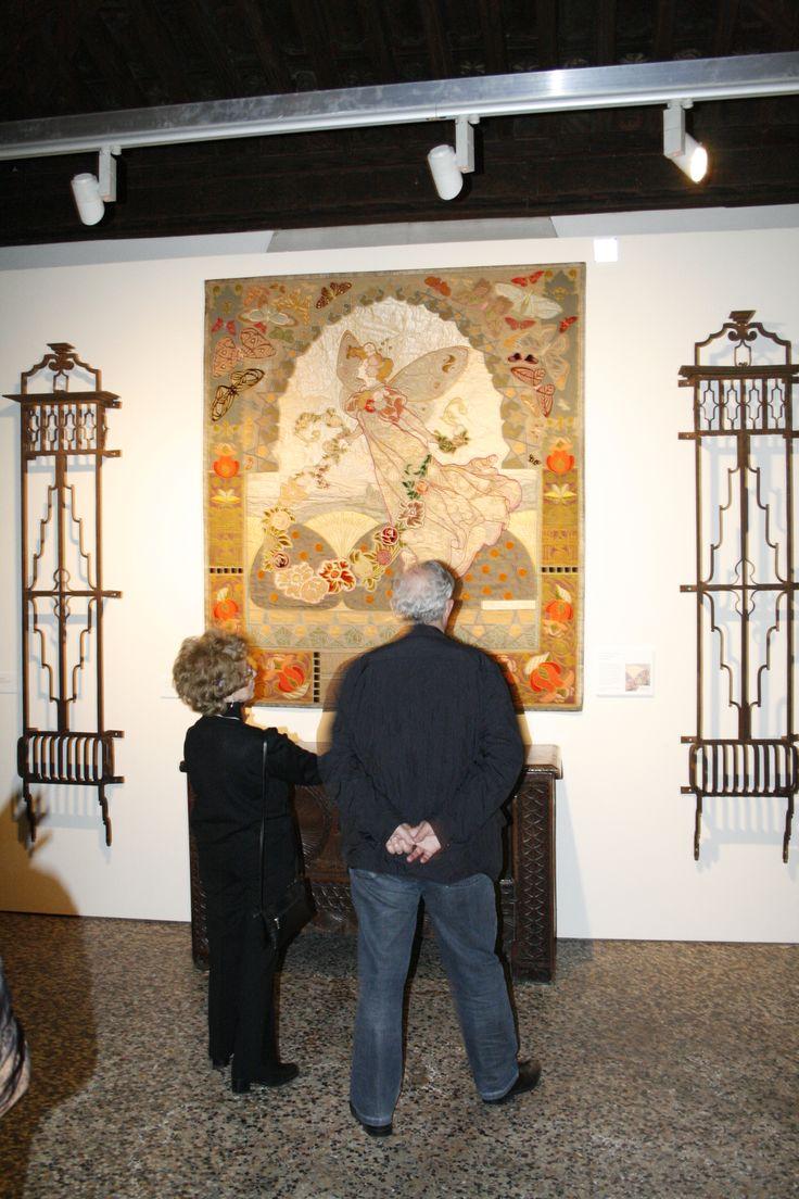 Inauguración de Tal como éramos. El museo cumple 100 años. Museo Nacional de Artes Decorativas.