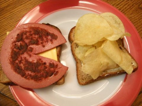 Fried Bologna & Other Southern Sandwiches ~ http://www.southernplate.com