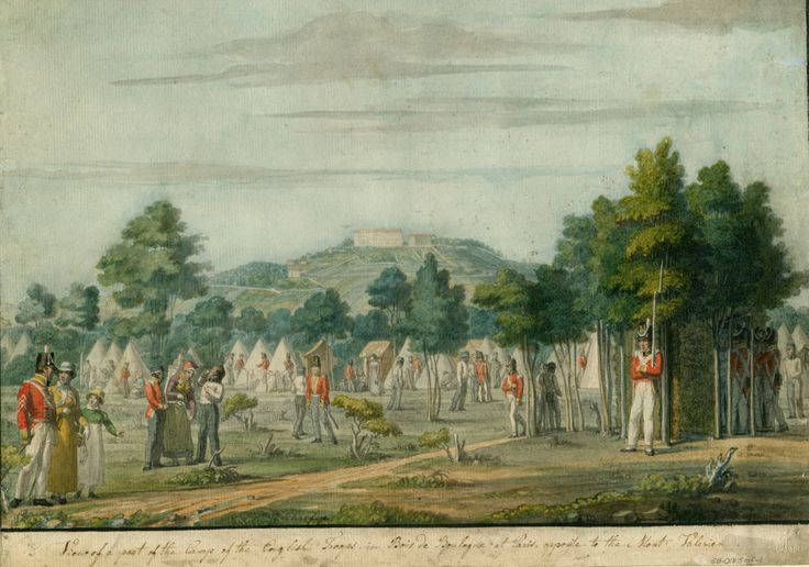 """British army Camp Soldiers were allowed to marry, but wives were expected to submit to army rules and discipline, as well contribute to regimental affairs by performing washing, cooking and other duties. Six women per company were officially """"on the strength"""" and could accompany their husbands on active service, receiving rations and places on troop transports. If there was competition for these places, selections would be made by ballot.[31] Many soldiers also found wives or companions from…"""