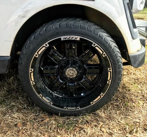 Golf Cart Tires And Wheels Guide To Selecting Size Tread Finish In 2020 Golf Cart Wheels Custom Wheels And Tires Golf Cart Tires