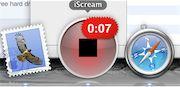 iScream - freeware voice recording application for Mac OSX.