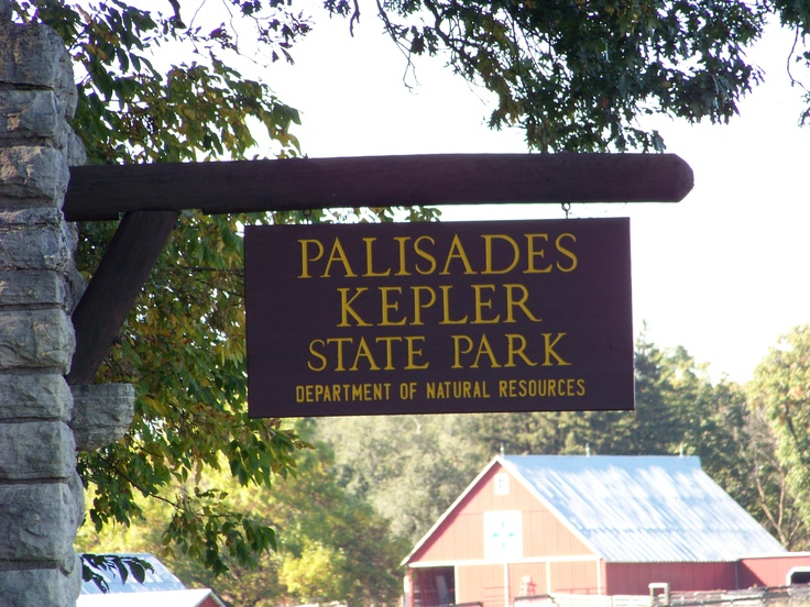 Palisades Park Iowa - Loved to hike in this beautiful park which was only about 20 minutes from our home in Marion, Iowa.