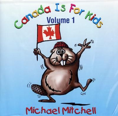 Michael Mitchell: Canada is for Kids Volume 1! Michael has put together a collection of #Canadiana songs that tell stories of the people, places and moments in history that help to define us as Canadians. Some songs include: Something to Sing About- A little Canadian flag-waving. Little Trees - written by Michael for the TV program Sesame Street and   The Island - now the official song of #CapeBreton, #NovaScotia.