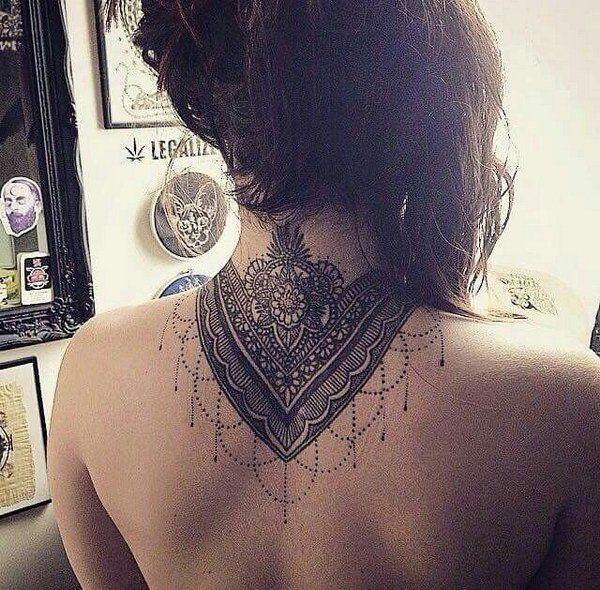 Tatuajes en la nuca, galeria de imagenes de tattoos!