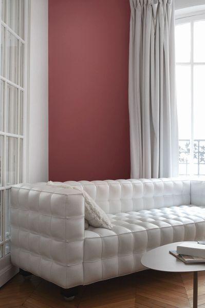 Salon - Couleur Marsala, couleur de l'année 2015 Sélection Pantone 2015 Marsala : Blog Univers Créatifs. #Marsala #Pantone