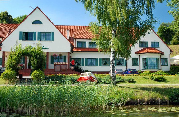 AMAX отели Миколайки туры поездка экскурсии отдых в Польшу Мазурские озёра