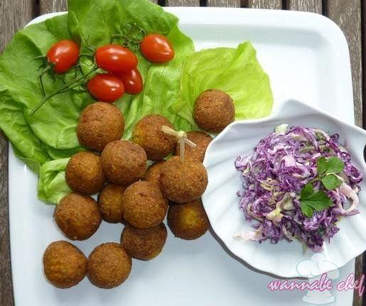 Sárgarépás füstölt tofugolyók | Wannabe Chef