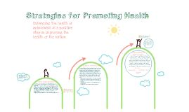 <Preliminary PDHPE - Core 1> What strategies help to promote the health of individuals? Prezi.